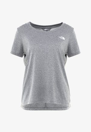 QUEST TEE   - Funkční triko - medium grey