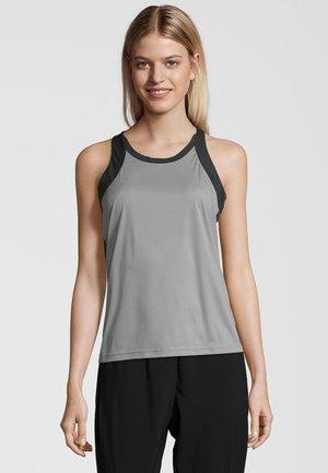 LEVINDA - Sports shirt - light grey