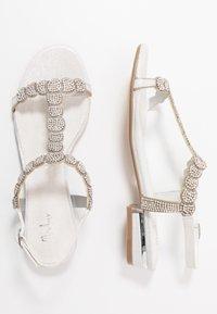 Menbur - Sandals - ivory - 3
