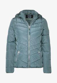 Cecil - GESTEPPTE - Winter jacket - grün - 3