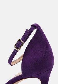 San Marina - ARLANA - Sandals - violet - 7