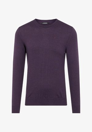 Jumper - plum purple