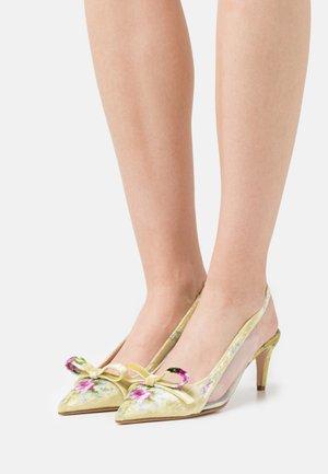 Classic heels - ginestra