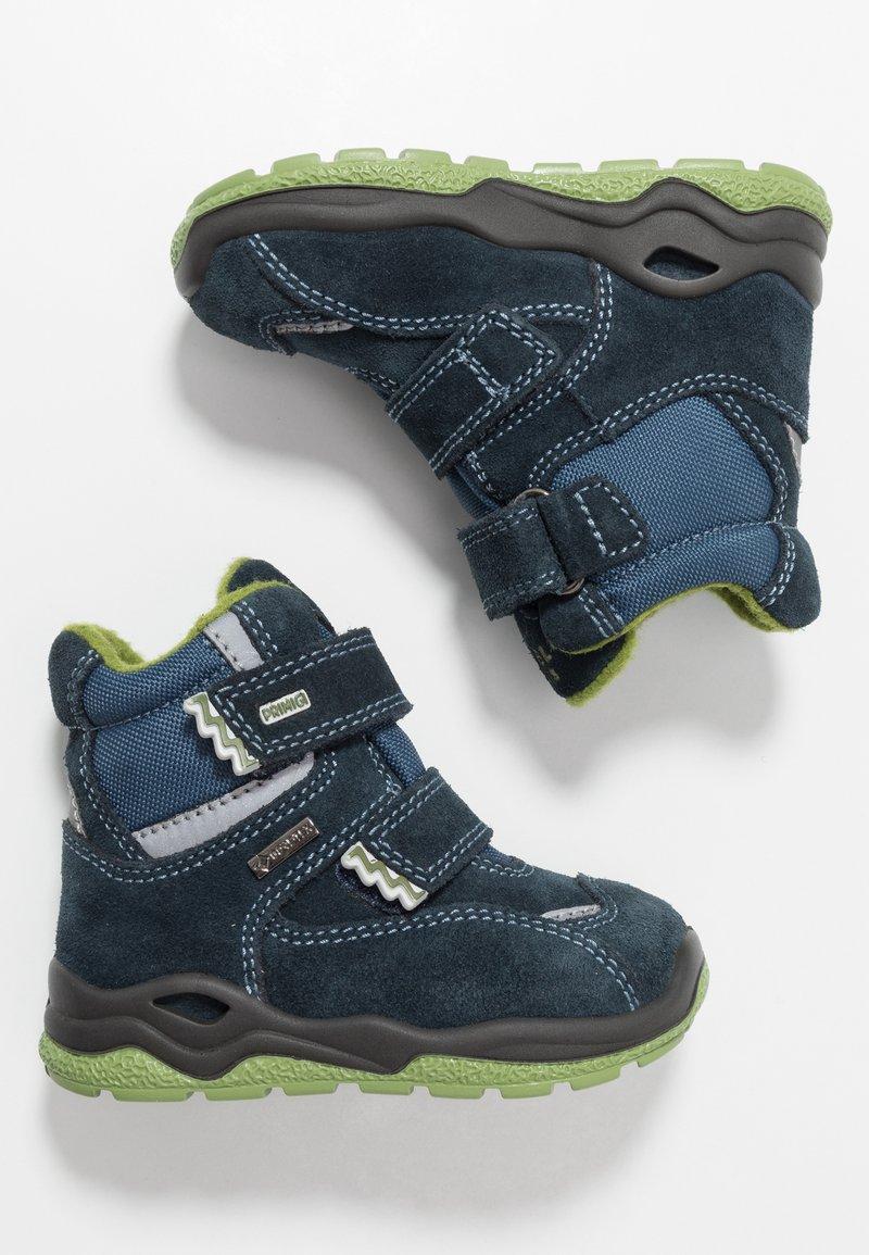 Primigi - Winter boots - navy/avio