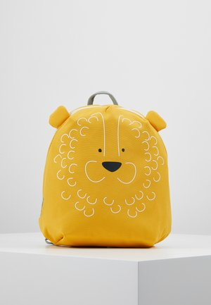 TINY BACKPACK LION - Tagesrucksack - gelb
