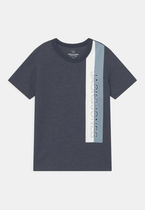 JCOOYESTER CREW NECK - T-shirt print - navy blazer