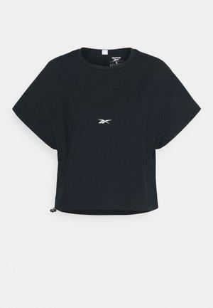 VECTOR - T-shirts - black