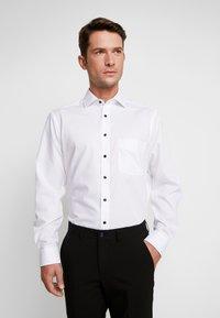 OLYMP - OLYMP LUXOR MODERN FIT - Formal shirt - anthrazit - 0