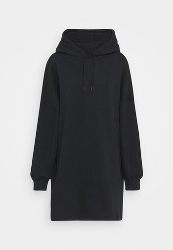 OVERSIZED HOODIE DRESS