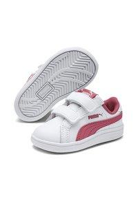 Puma - Baby shoes - puma white-rapture rose - 2