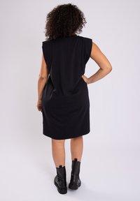 MS Mode - Robe d'été - black - 2