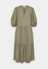s.Oliver - Maxi dress - summer khaki - 0