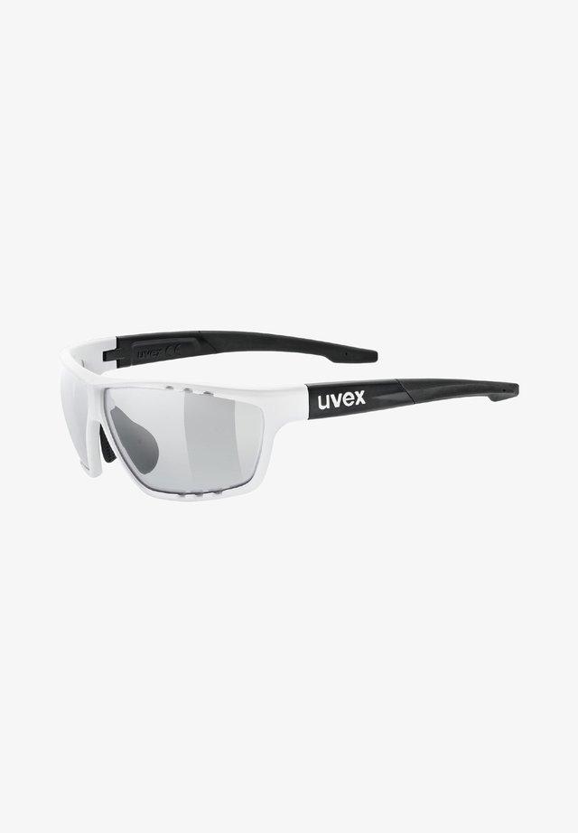 Sports glasses - white-black mat (s53200582)