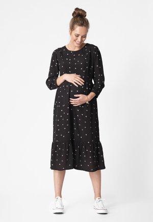 Day dress - blackdot