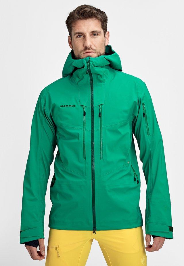 HALDIGRAT - Giacca da snowboard - deep emerald