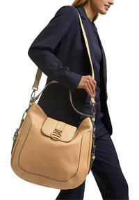 Esprit - Across body bag - camel - 1