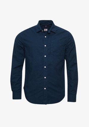 LINE DRIED OXFORD - Camicia - indigo
