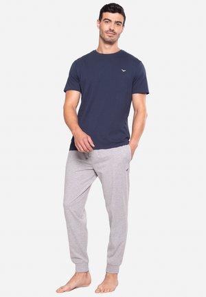 HEATH SET - Pyjama set - blau