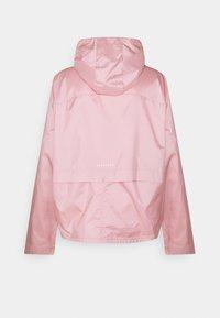 Nike Performance - ESSENTIAL JACKET PLUS - Sports jacket - pink glaze/reflective silver - 1