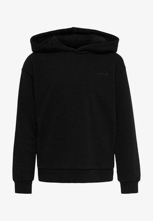 Bluza z kapturem - black
