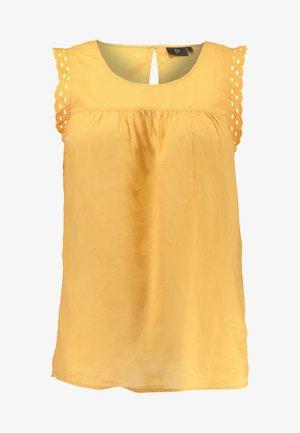 YSIERRA BLOUSE - Blouse - gold