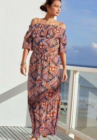Next - Maxi dress - multi-coloured - 0