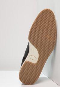 Pier One - Chaussures à lacets - black - 4