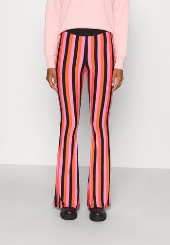 BINDI FLARED LEGGINGS - Trousers - lolly