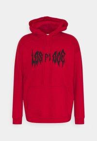 YOURTURN - UNISEX - Sweatshirt - red - 0