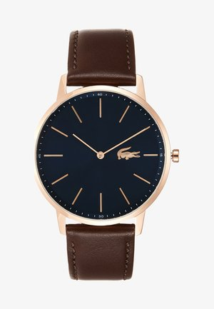 MOON - Watch - brown