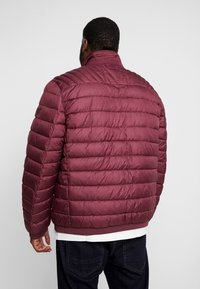 LERROS - LIGHT WEIGHT BLOUSON  - Light jacket - dark berry - 2