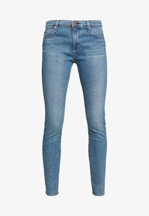ANKLE - Skinny džíny - blue