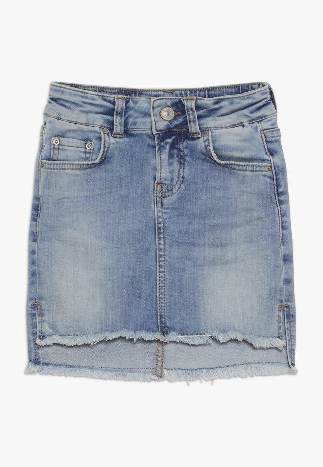 MIRAH - Pencil skirt - pinnow wash