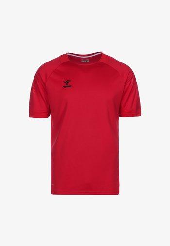 LEAD - T-shirt imprimé - true red
