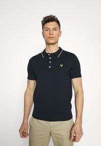 Lyle & Scott - Polo shirt - dark navy - 0