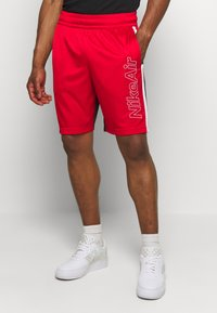 Nike Sportswear - Pantaloni sportivi - university red/black/white - 0