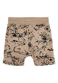 Next - 3 PACK SPLAT SHORTS - Shorts - beige - 2