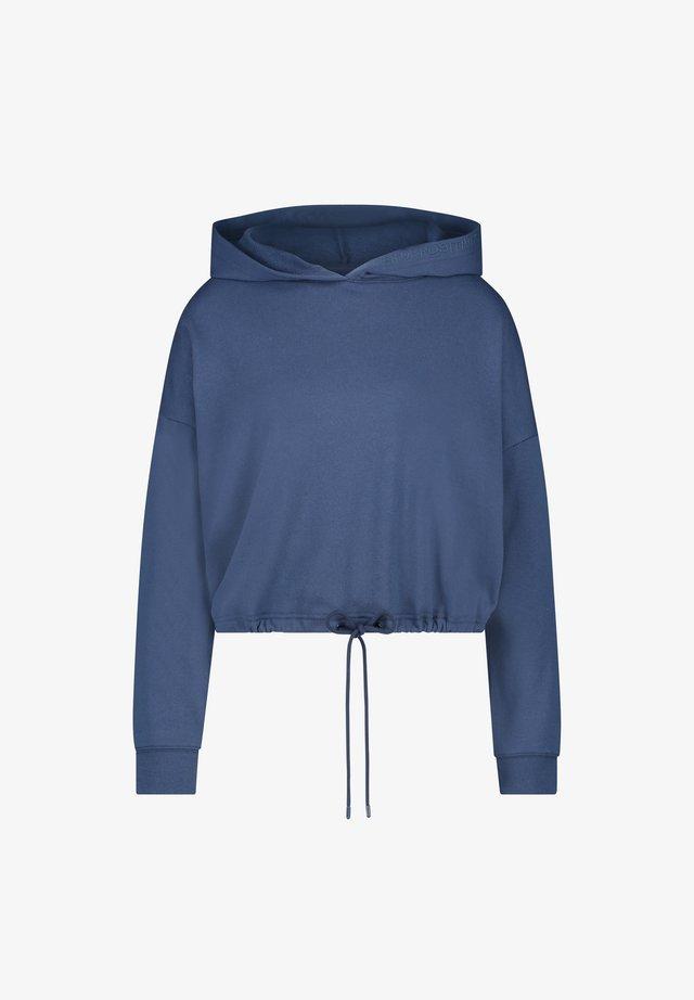 P.O.P. - Sweatshirt - blue
