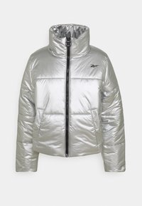 Reebok - PUFF - Winter jacket - silver - 5