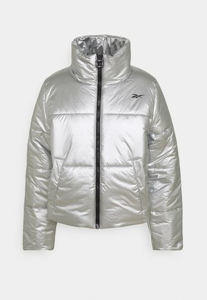 PUFF - Winter jacket - silver
