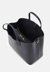 Tommy Hilfiger - ICONIC SATCHEL MONO - Handbag - blue - 2