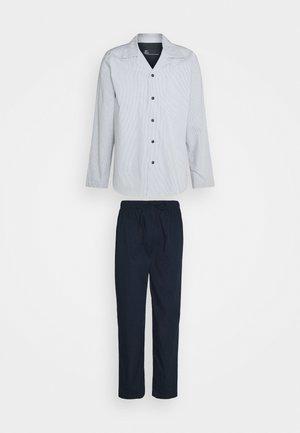 Pyjamas - grey/blue