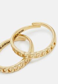 Pilgrim - RING HAVEN 2 PACK - Ring - gold-coloured - 2