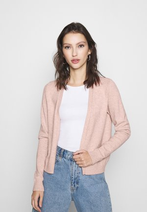 VIRIL  - Cardigan - misty rose