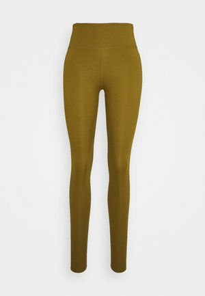 ONE LUXE - Tights - olive flak/clear