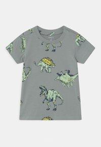 Name it - NBMSAZUE 3 PACK - Print T-shirt - pastel green - 2