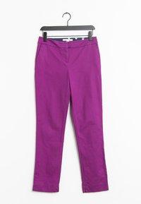 Boden - Chinos - purple - 0