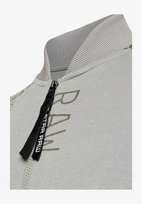 G-Star - EXTREME ALLOVER BASEBALL TWEETER - Zip-up hoodie - grey - 3