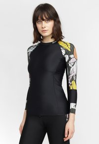 O'Neill - SURU - Rash vest - black out - 0