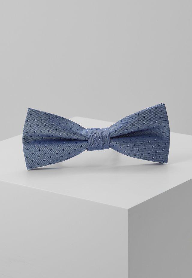 SHADOW DOT BOWTIE - Mucha - light blue